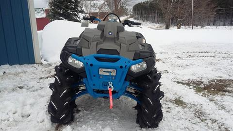 2017 Polaris Sportsman® XP 1000 High Lifter Edition in Malone, New York