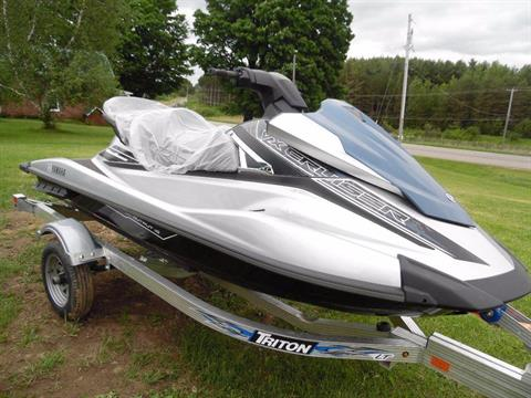 2016 Yamaha FX Cruiser SVHO® in Malone, New York