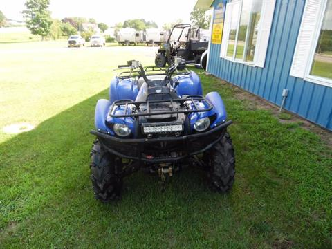 2014 Yamaha Grizzly 700 FI Auto. 4x4  in Malone, New York