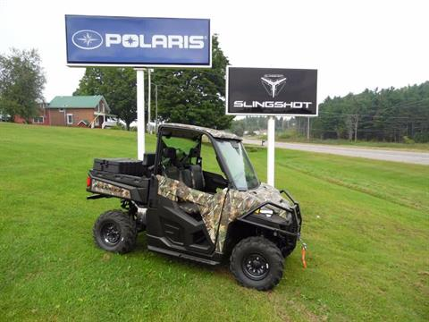 2016 Polaris Ranger XP® 900 EPS Hunter Deluxe Edition in Malone, New York