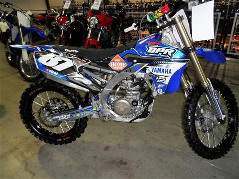 2016 Yamaha YZ250F Team Yamaha Blue / White in Woodinville, Washington