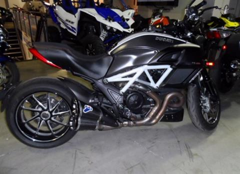 2015 Ducati Diavel Carbon in Woodinville, Washington