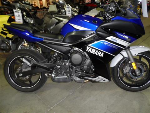 2013 Yamaha FZ6R in Woodinville, Washington