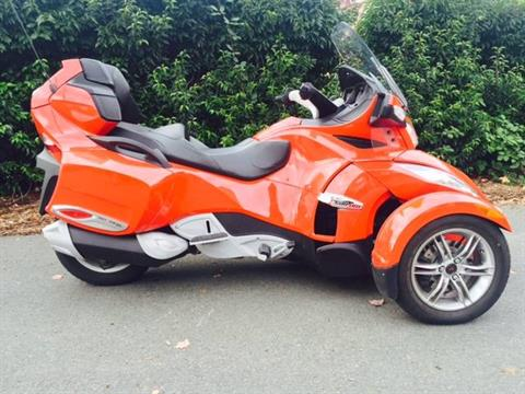 2011 Can-Am Spyder® RT-S SE5 in Issaquah, Washington