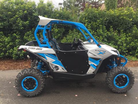 2016 Can-Am Maverick™ X® ds Turbo in Issaquah, Washington