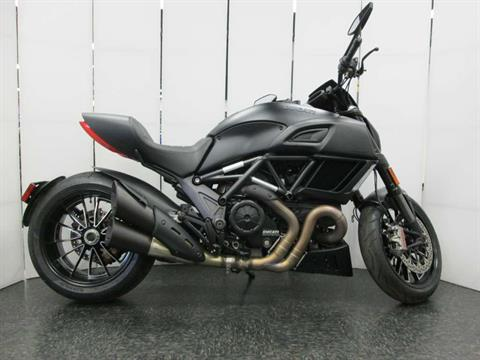 2015 Ducati Diavel in Andover, New Jersey