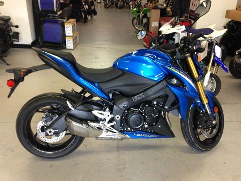 2016 Suzuki GSX-S1000 ABS in Andover, New Jersey