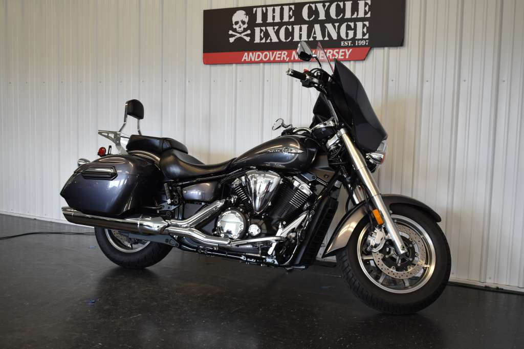 2014 yamaha v star 1300 deluxe motorcycles andover new jersey for Yamaha motorcycles nj