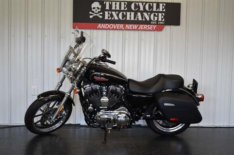 2016 Harley-Davidson SuperLow® 1200T in Andover, New Jersey
