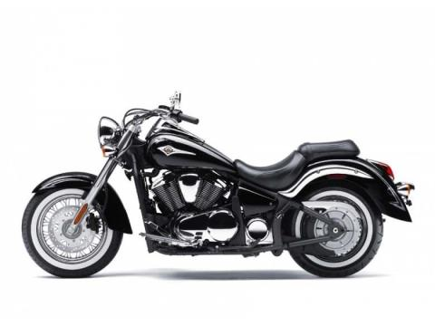 2014 Kawasaki Vulcan® 900 Classic in Garden City, Kansas