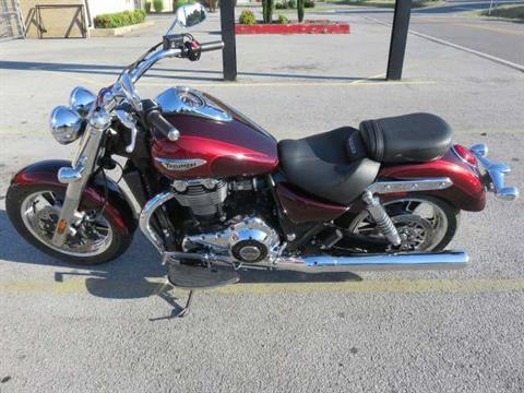 2015 Triumph Thunderbird Commander ABS in Florence, Alabama
