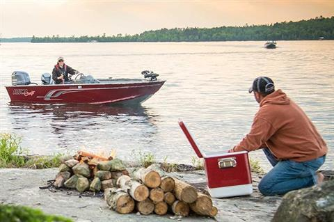 2016 Alumacraft Escape 165 CS in Trego, Wisconsin