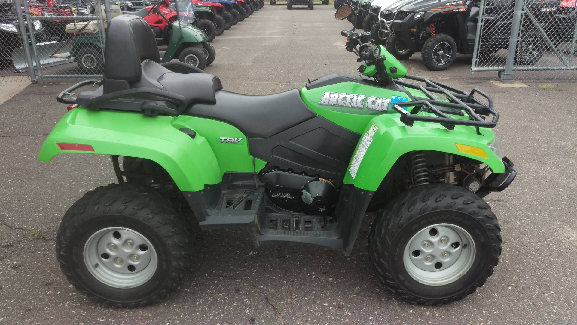 Arctic Cat Trv  For Sale