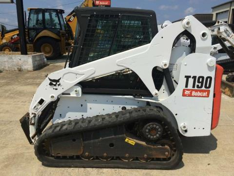 2012 Bobcat T190 in Wilson, North Carolina