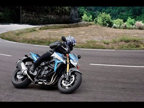 2015 Suzuki GSX-S750Z in Asheville, North Carolina