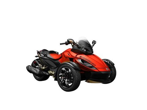 2016 Can-Am Spyder® RS-S SE5 in Middletown, New Jersey