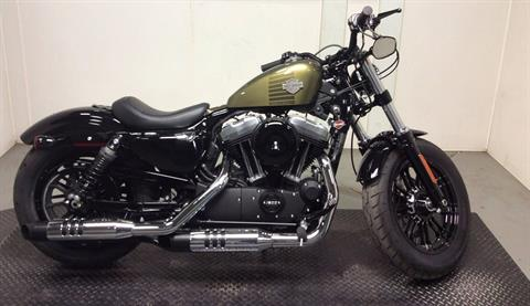 2016 Harley-Davidson Forty-Eight® in Middletown, New Jersey