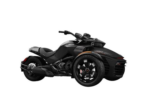2016 Can-Am Spyder® F3-S Special Series in Bennington, Vermont