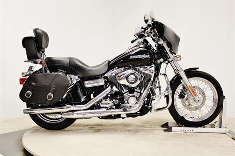 2013 Harley-Davidson Dyna® Super Glide® Custom in Pittsfield, Massachusetts
