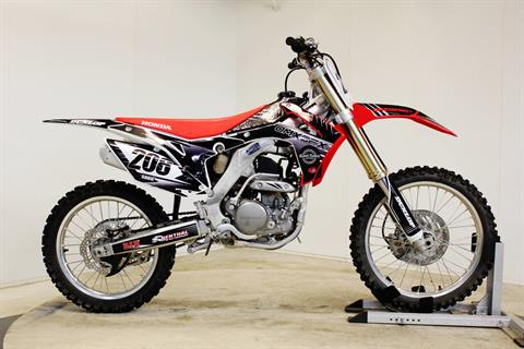 2016 Honda CRF®250R in Pittsfield, Massachusetts