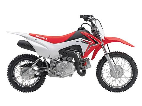 2017 Honda CRF®110F in Adams, Massachusetts
