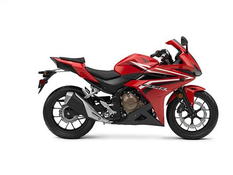 2016 Honda CBR®500R in Adams, Massachusetts