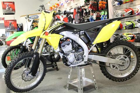 2016 Suzuki RM-Z250 in Adams, Massachusetts