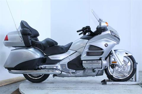 2015 Honda Gold Wing® Navi XM in Adams, Massachusetts