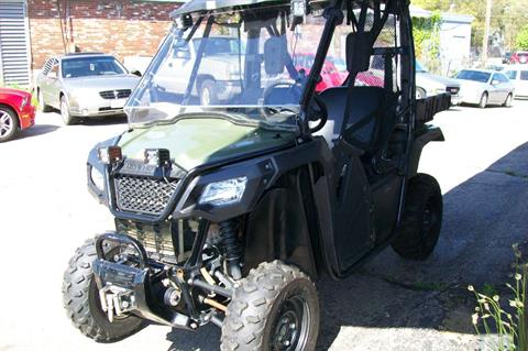 2015 Honda Pioneer™ 500 (SXS500M2) in Weymouth, Massachusetts