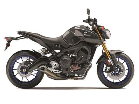 2014 Yamaha FZ-09 in Weymouth, Massachusetts