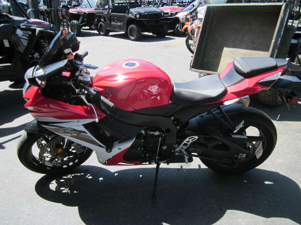 2013 Suzuki GSX-R600™ in Goleta, California