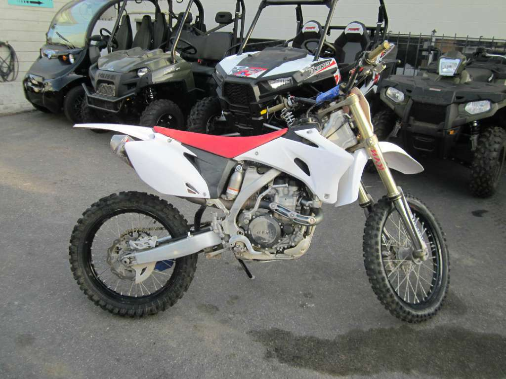 2009 Yamaha YZ450F in Goleta, California