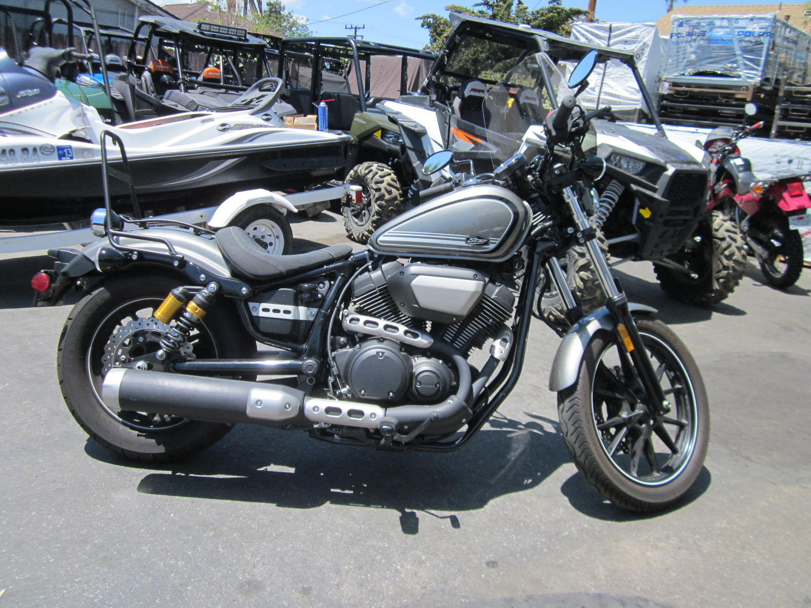 2016 Yamaha Bolt R-Spec in Goleta, California
