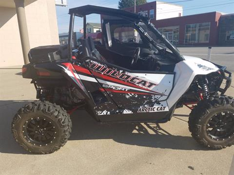 2015 Arctic Cat Wildcat™ Sport Limited EPS in South Charleston, West Virginia