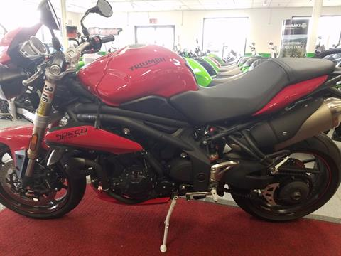 2015 Triumph Speed Triple ABS in South Charleston, West Virginia