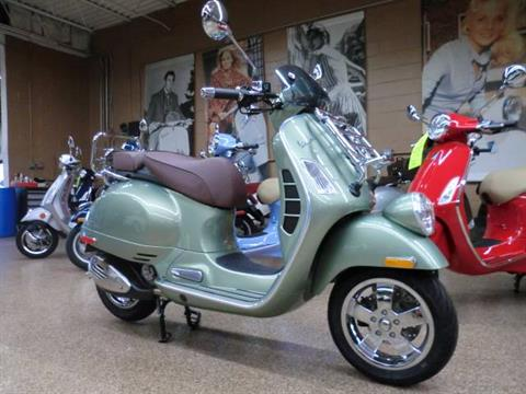 2017 Vespa GTV 300 ABS in Downers Grove, Illinois