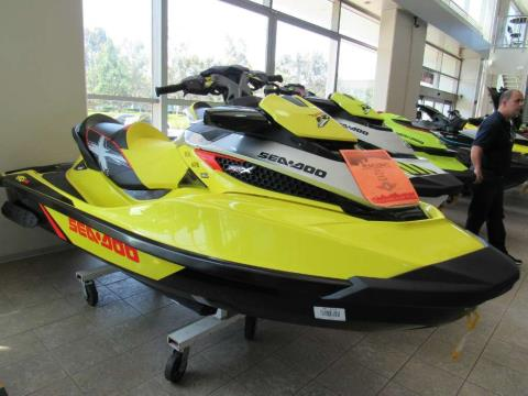 2015 Sea-Doo RXT®-X® 260 in Irvine, California