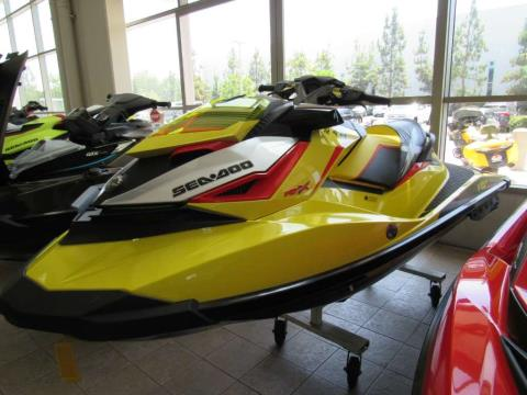 2015 Sea-Doo RXP®-X® 260 in Irvine, California