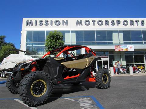 2017 Can-Am Maverick™ X3 X rs Turbo R in Irvine, California
