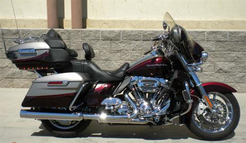 2015 Harley-Davidson CVO™ Limited in Mesa, Arizona