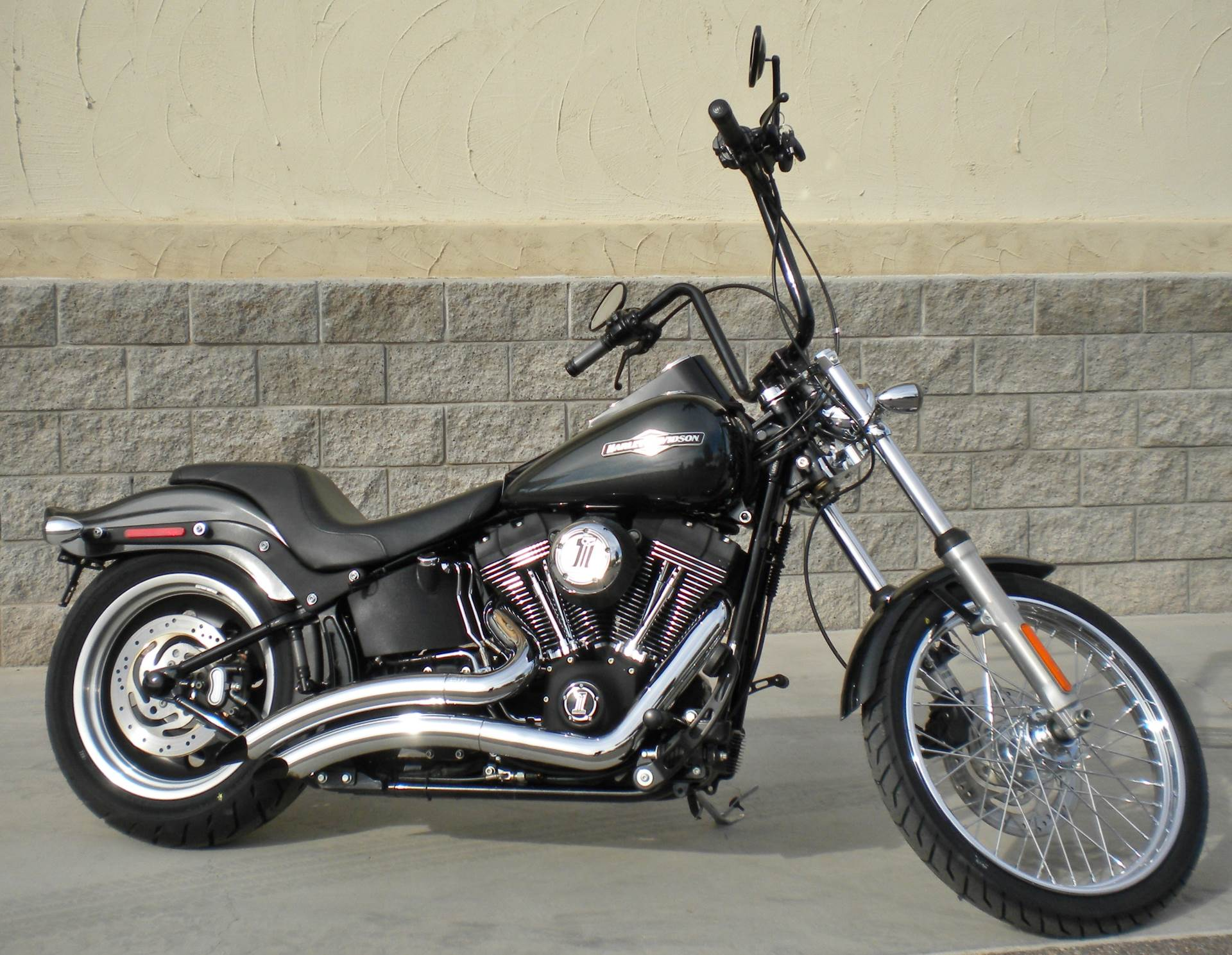 2008 Softail Night Train