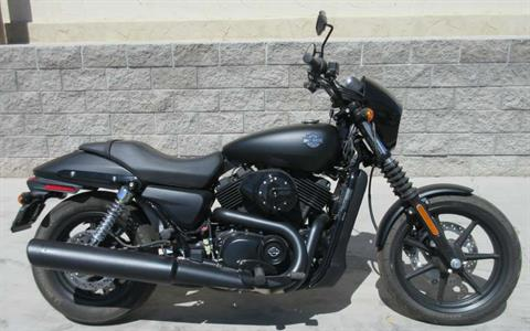 2015 Harley-Davidson Street™ 500 in Mesa, Arizona