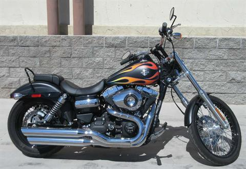 2015 Harley-Davidson Wide Glide® in Mesa, Arizona