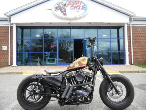 2010 Harley-Davidson Sportster® Forty-Eight™  in Derry, New Hampshire