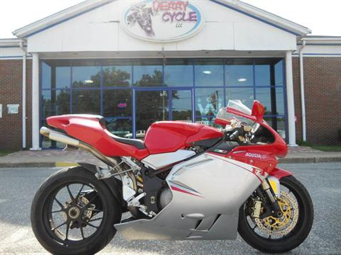 2007 MV Agusta F4-1000R 1+1 in Derry, New Hampshire