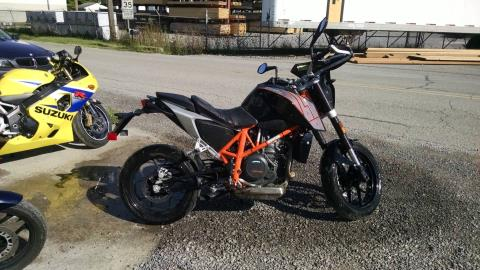 2013 KTM 690 Duke in Harmony, Pennsylvania