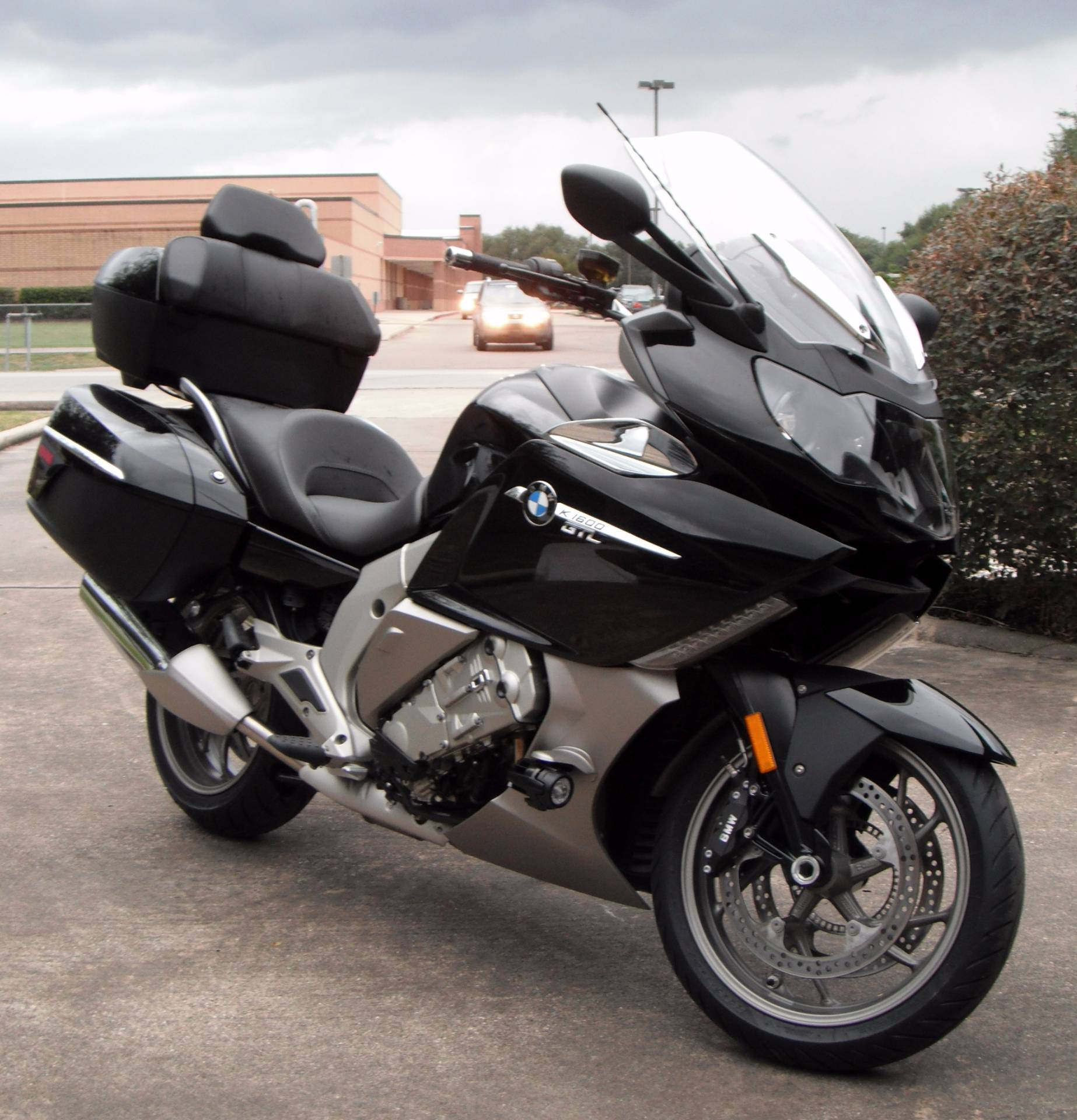 New 2016 BMW K 1600 GTL Motorcycles In South Houston, TX