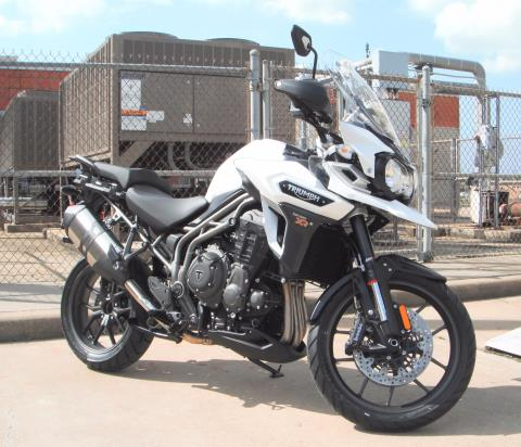 2017 Triumph Tiger Explorer XRx in South Houston, Texas