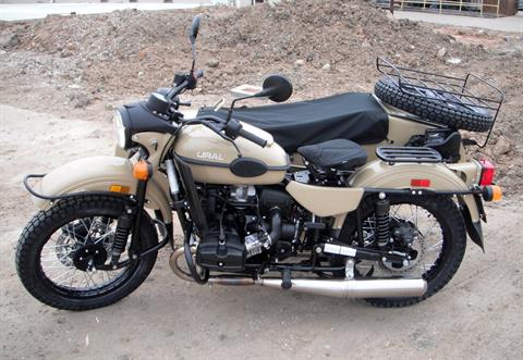 2016 Ural Motorcycles GEAR-UP in South Houston, Texas