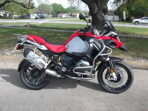 2016 BMW R 1200 GS Adventure in South Houston, Texas